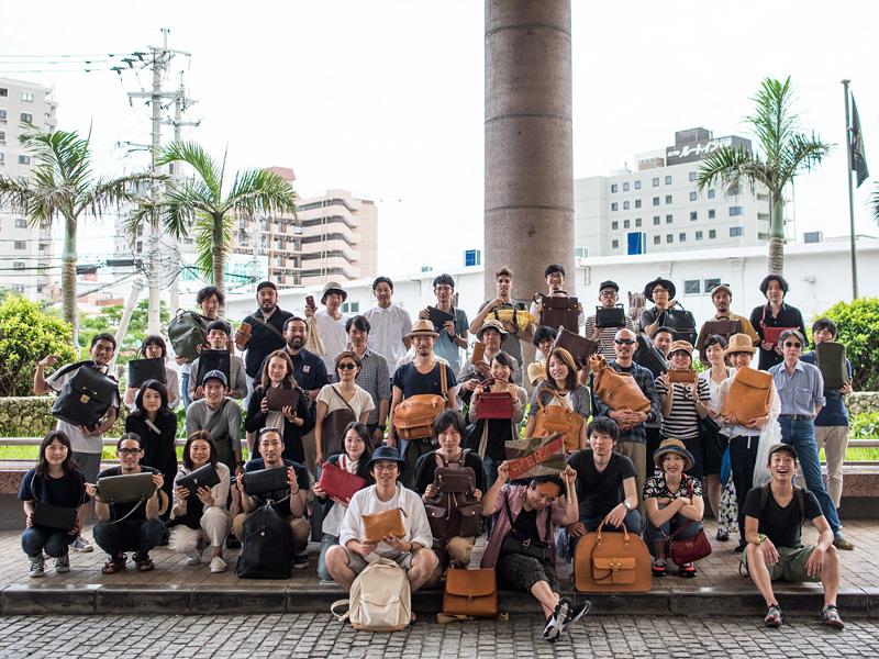東京と名古屋スタッフ集合写真