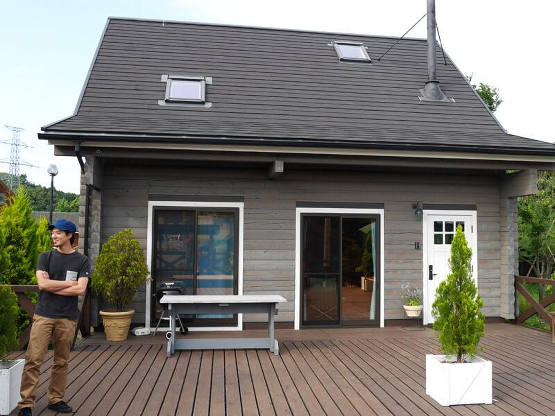 4BESSの家と庄子さん