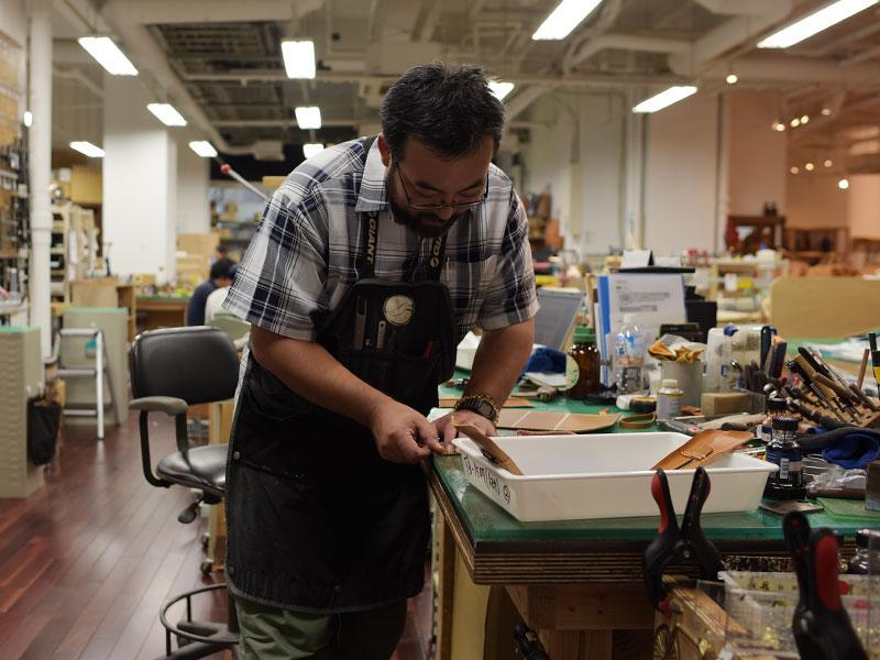 テレビ東京「テマノビ~手間のかかった美しさ~」にHERZの作り手とトートバッグが紹介されます