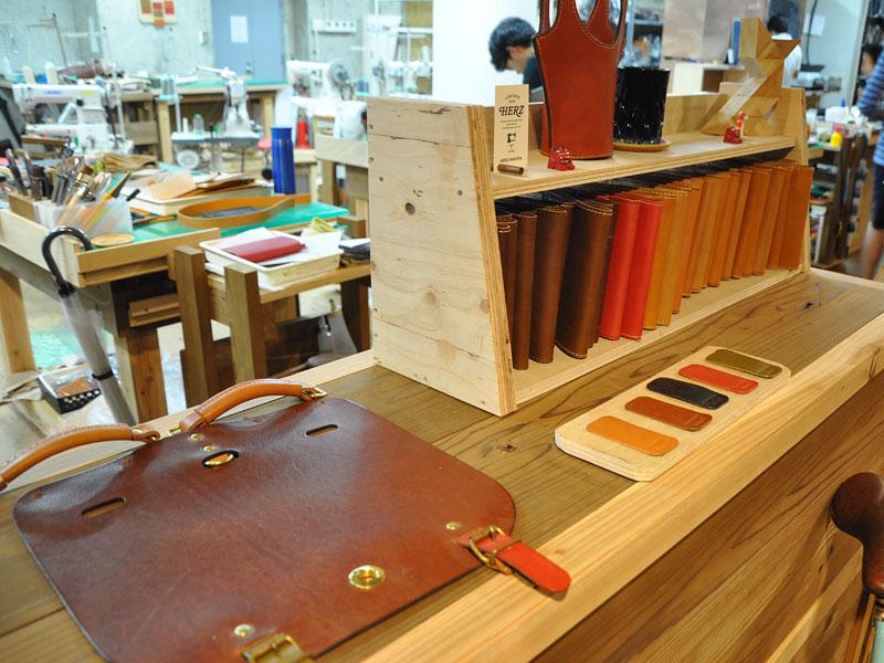 名古屋店のお店作り2