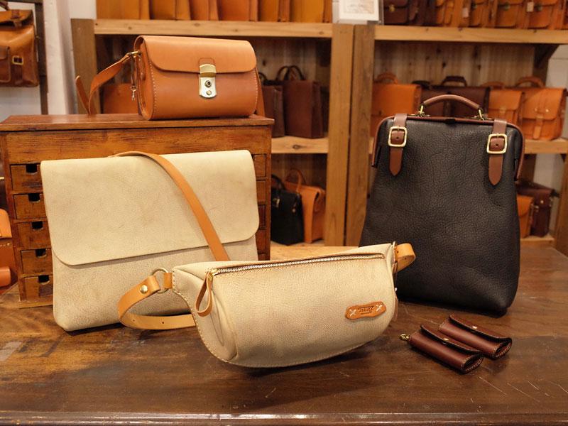 シルバーウィークの企画鞄
