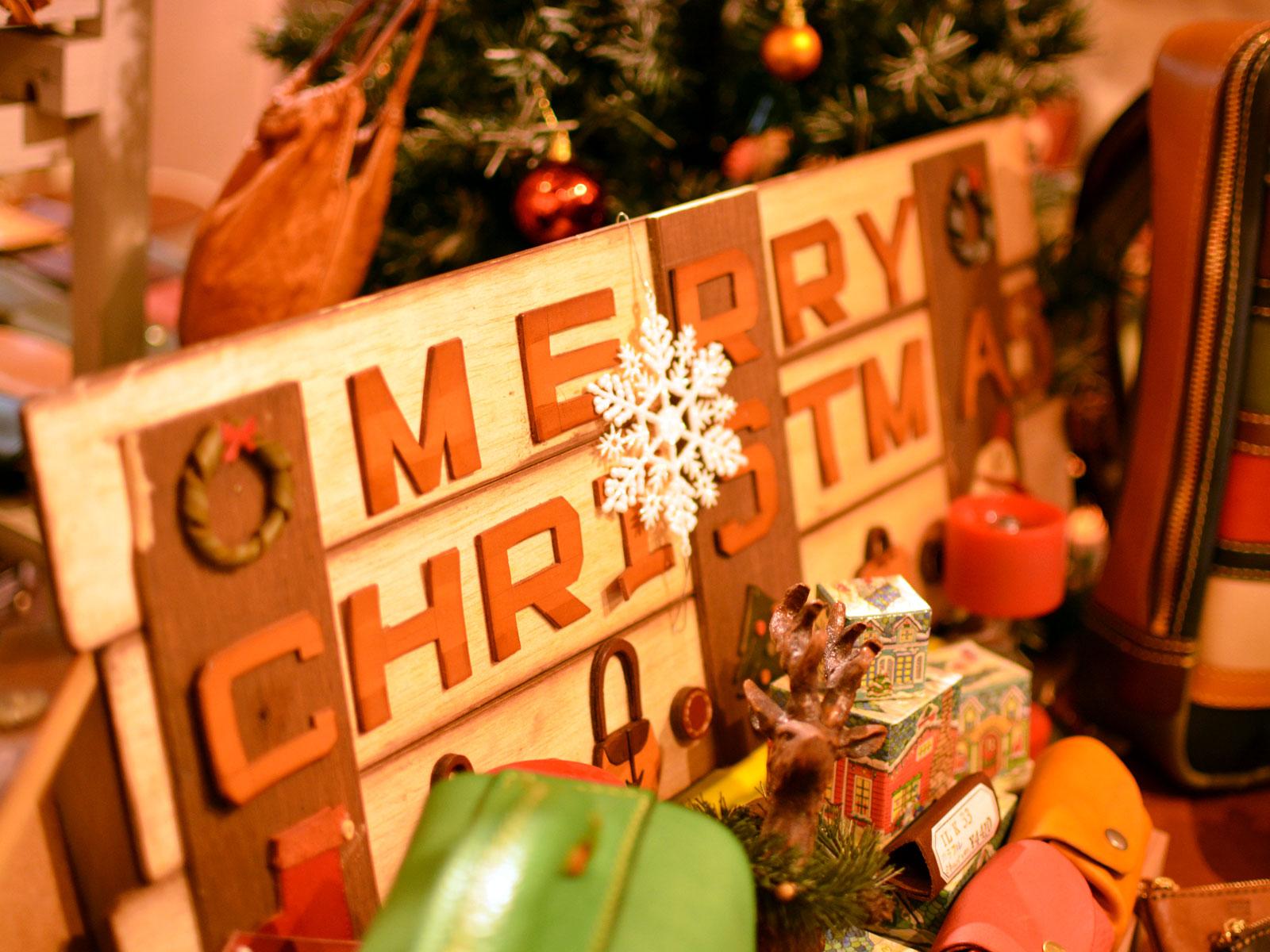 クリスマス納期について