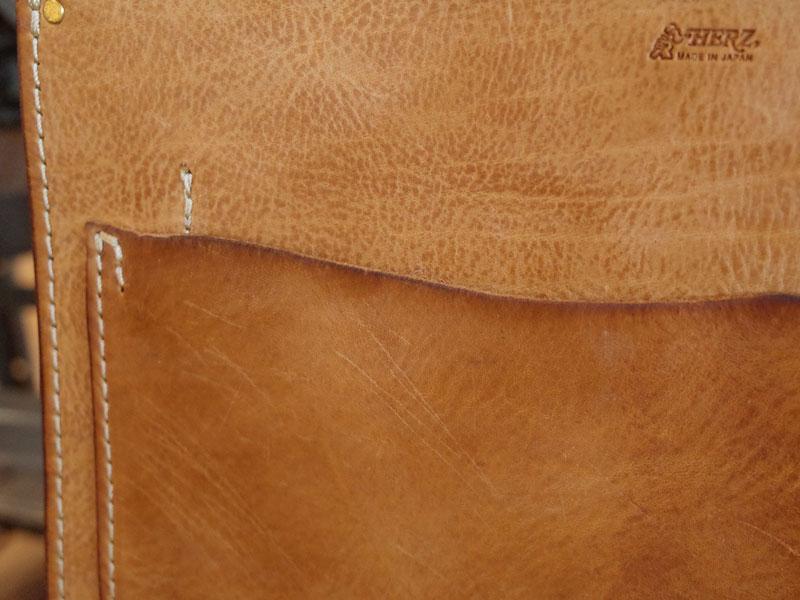 Flipper 3way Bag 革のバラキズ