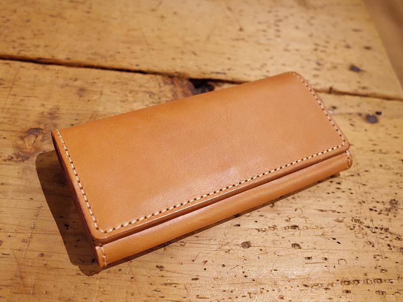 ソフトレザーの長財布(WL-63)