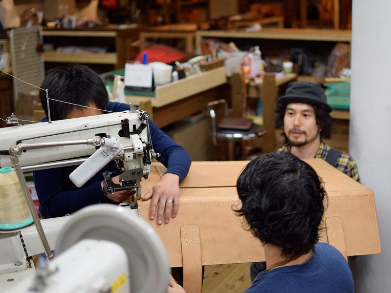 縫製作業2