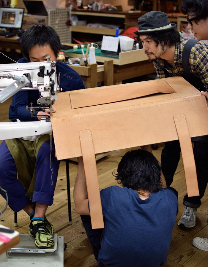 縫製作業3