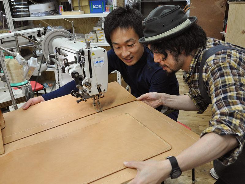作り手:袴田と松本