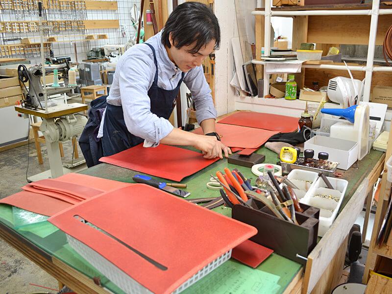 大阪店 作り手:漆原