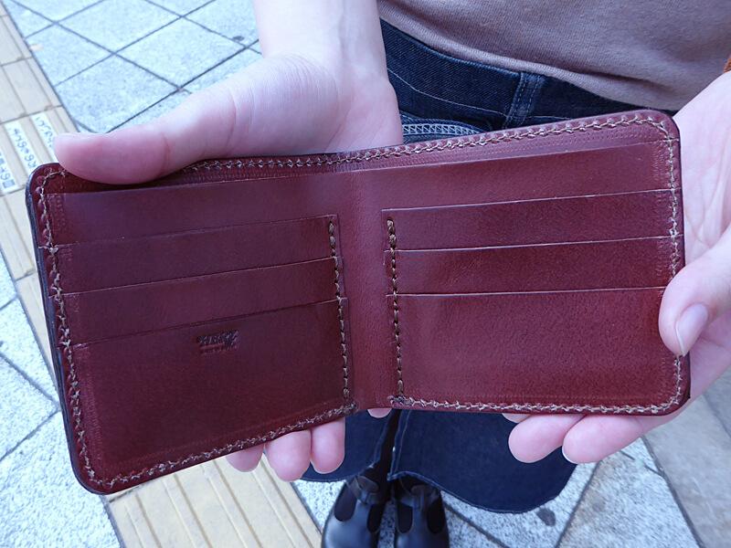二つ折り財布(WS-3) ミッスーリ