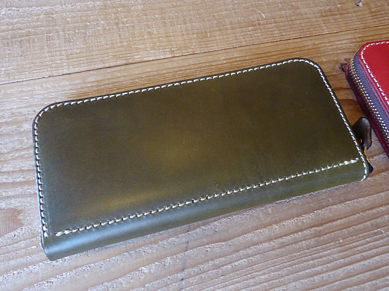 ファスナー長財布(WL-58) 特別仕様