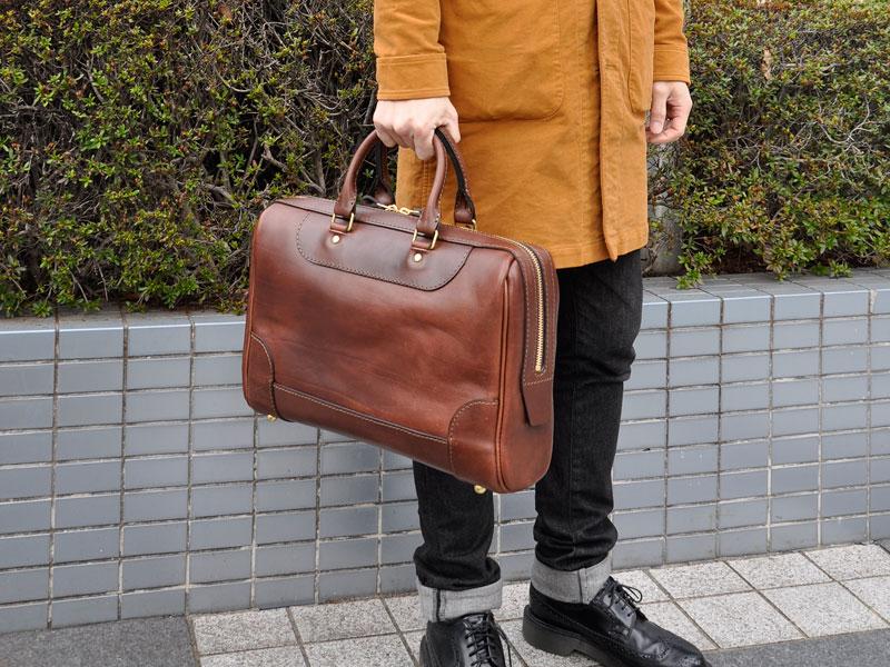 サンプルビジネスバッグ