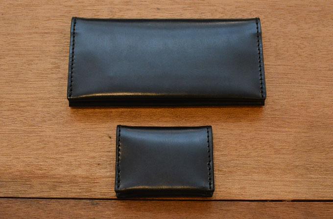 Organブライドル 長財布とコインケース
