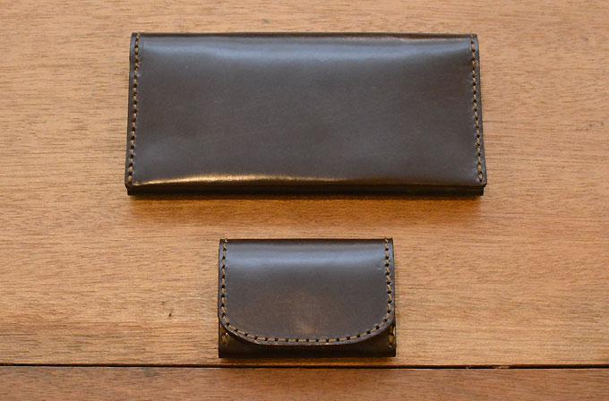 長財布とコインケース