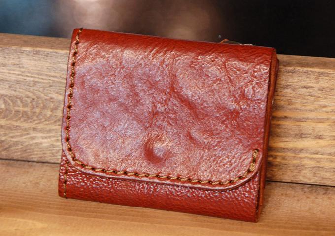 スタッフ愛用品:Organ小型財布 新品