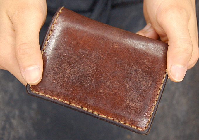 カードケース(GS-7) 2年使用