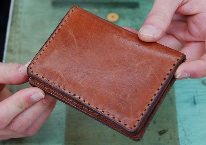 カードケース(GS-7) 3ヶ月使用