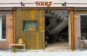 HERZ大阪店