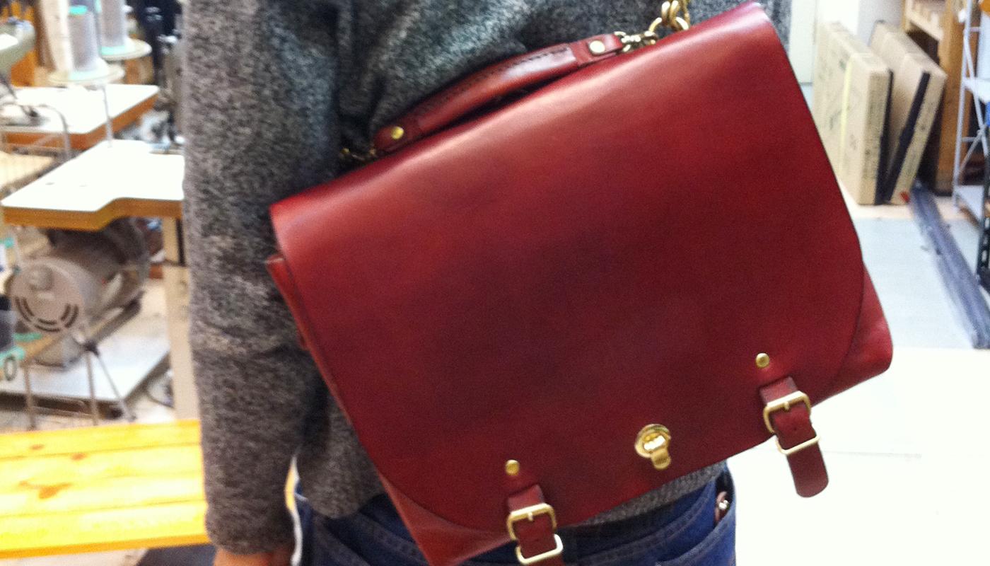作り手:木村の愛用品 ナレッジバッグ