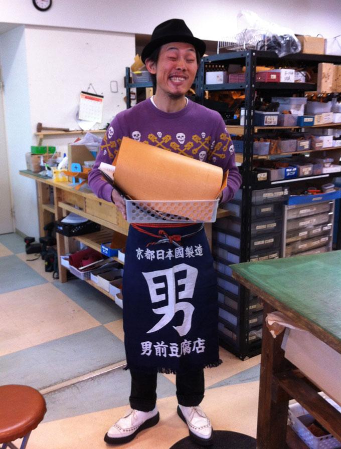 博多リーダー、作り手:熊谷の場合