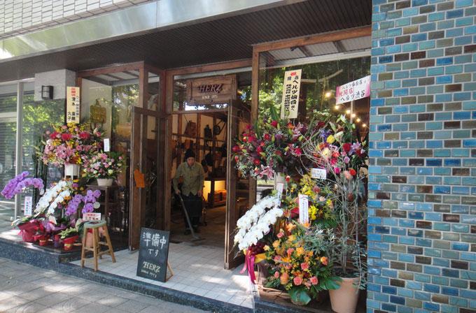 無事オープン当日を迎えた仙台店。