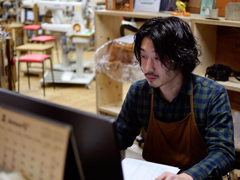 名古屋店の作り手:向