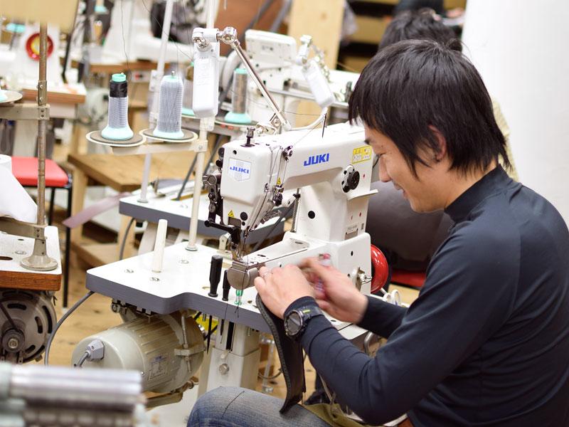 名古屋店の作り手:袴田