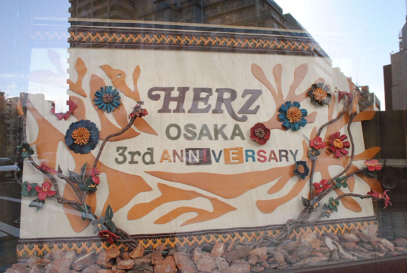 OSAKA 3rd ANNIVERSARY