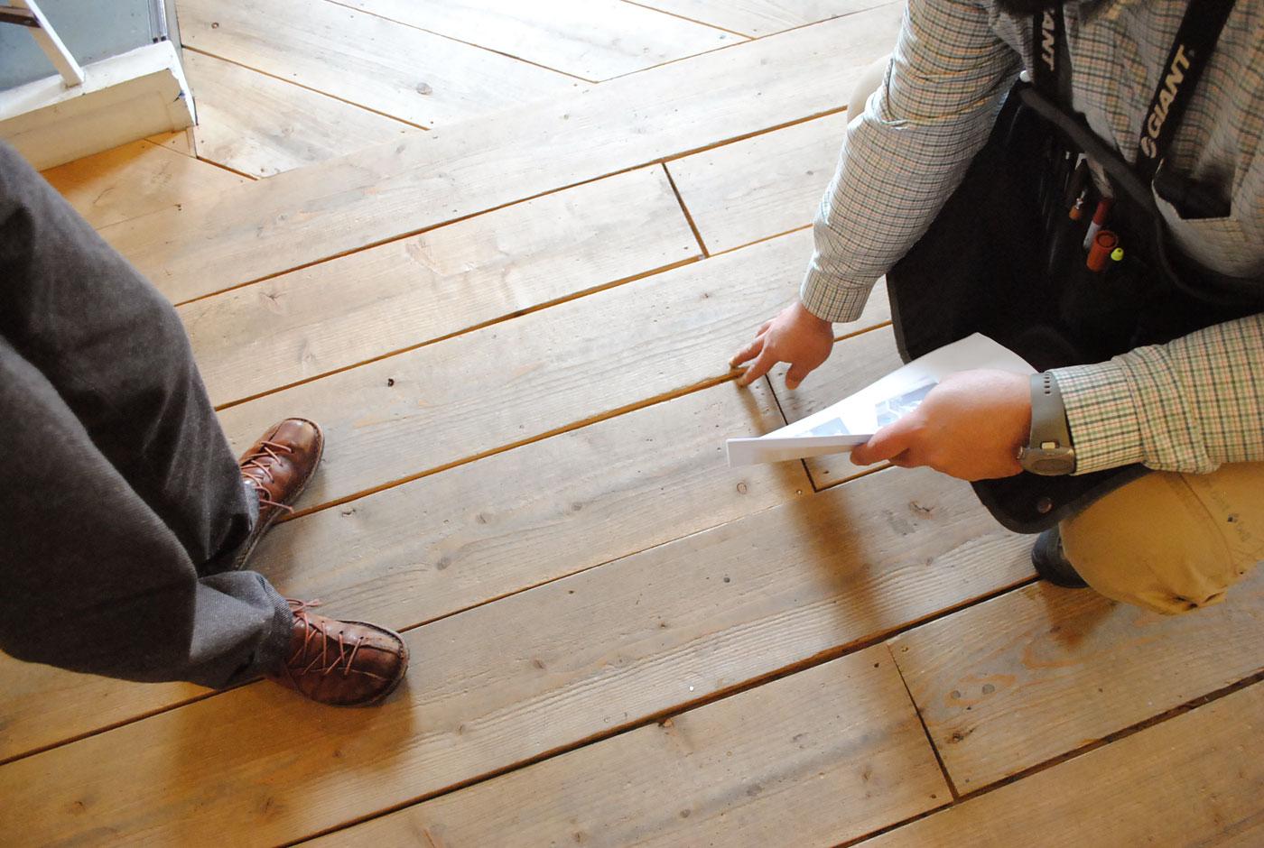 3.床と天井 FLOOR&CEILING