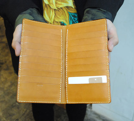 【贈り物】:お財布