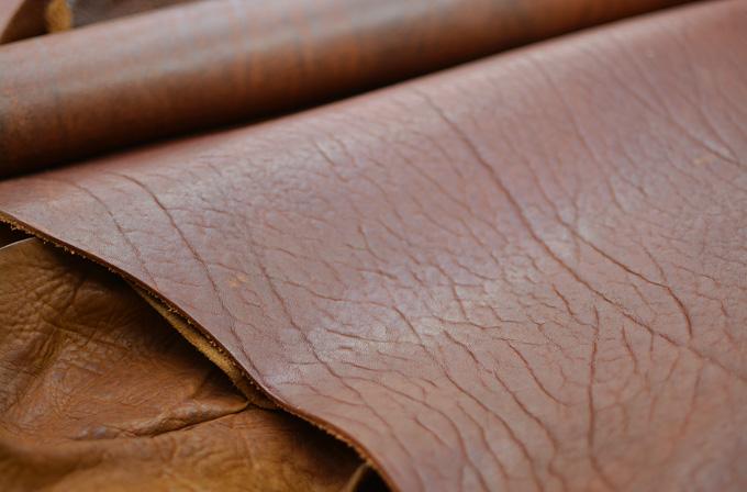 革の素材感