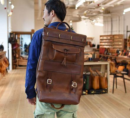 【贈り物】:Wandering Bag