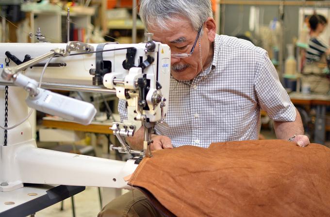 近藤縫製作業