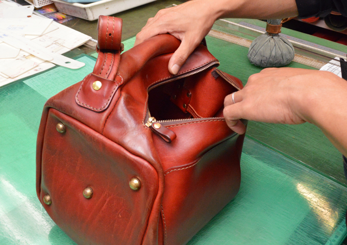 スタッフ愛用品:箱型ボンサック 愛用法1