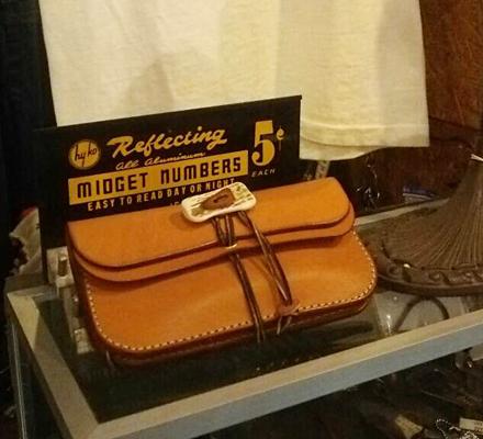 旅モノ2015 鹿角ワイルド財布」