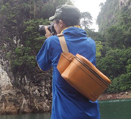 旅モノ2015 コンパクトカメラバッグ