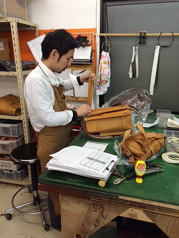 渋谷工房 作り手:セイジ 検品