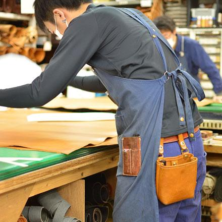 作り手:袴田の愛用品