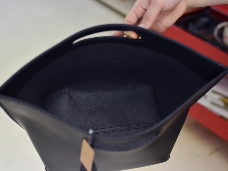 トートバッグ企画 作り手:西川シンプル手持ちトート