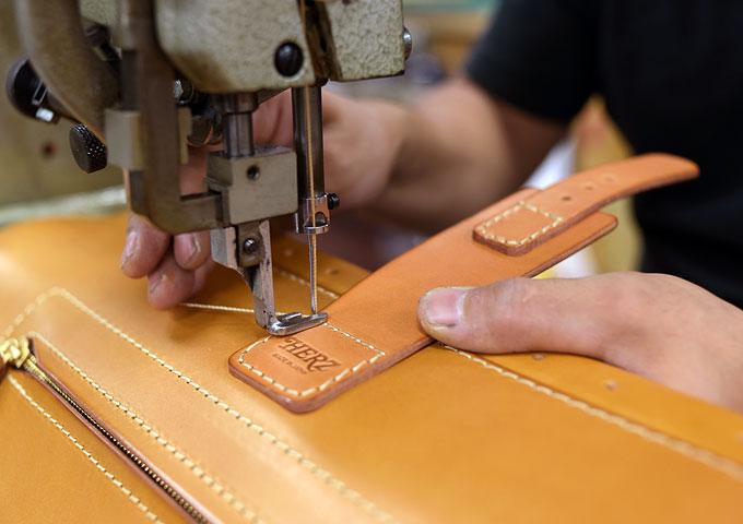 縫製の工程1