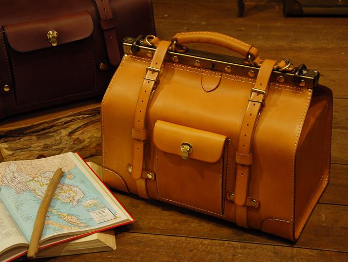 Gladstone Bag(グラッドストン・バッグ)(P-2)