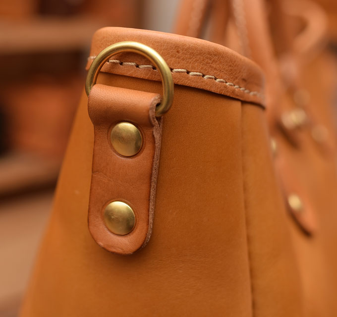 バッグの金具