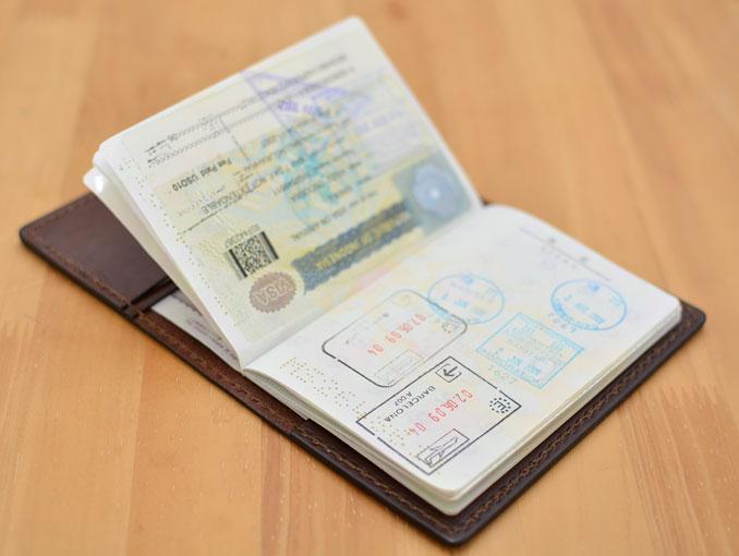 パスポートカバー(KB-37)