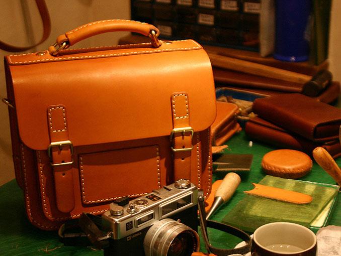 サイコロ型・カメラバッグ(N-108)
