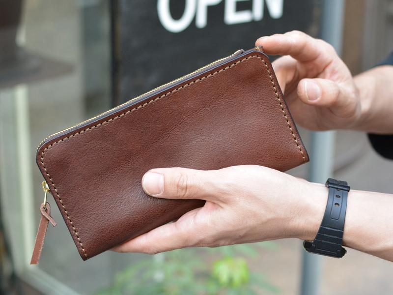 長財布 手持ち