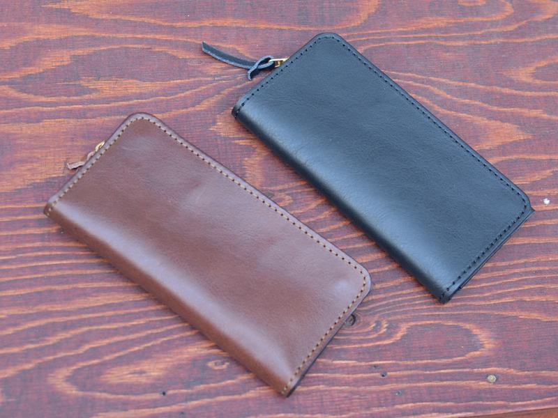 ナメカワの長財布
