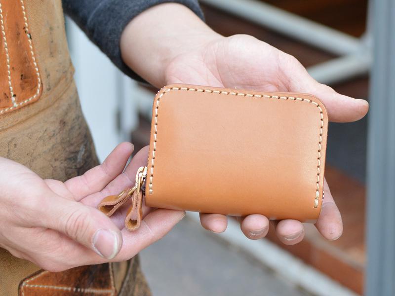 一体型財布