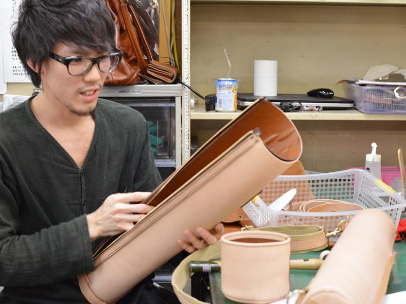 作り手:齋藤 ○○ケース