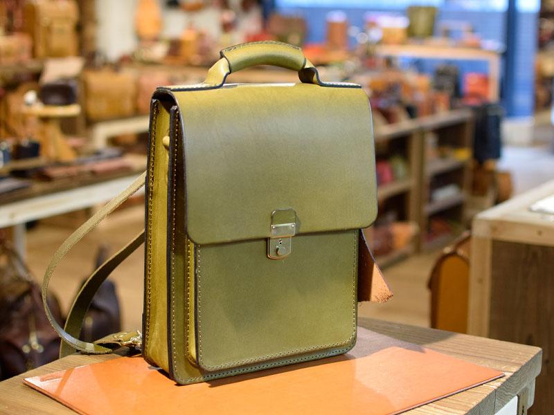 タテ型鞄・A4サイズの2wayバッグ(BC-58)