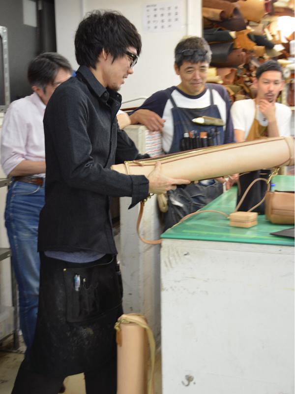 作り手:齋藤 筒状ケース