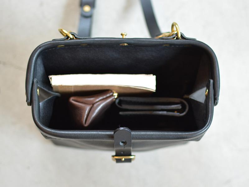 口枠ショルダーバッグ(G-8) Sサイズ収納